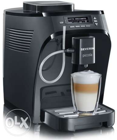 Fully automatic Coffee Machine »PICCOLA classica