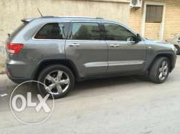 Jeep Grand Cherokee Overland 5.7 V8 Top End