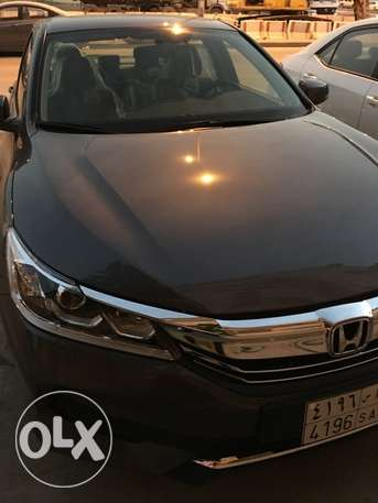 Honda Accord DX 2017 , lease transfer