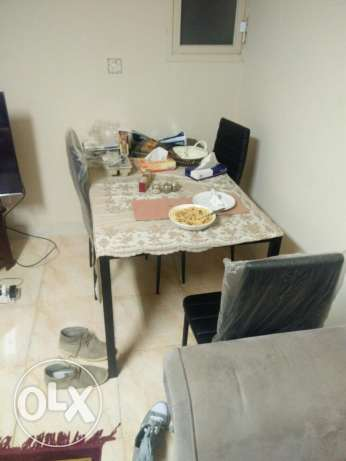Dining table - 6 chairs الرياض -  4