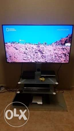 "Samsung 48"" SMART CURVED TV - Excellent Condition"