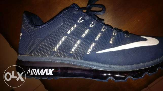 nike air max 2016 size 11 dark blue rarely used very good condition