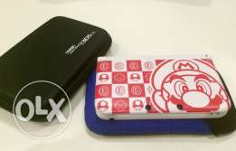 Nintendo 3dsXL Super Mario limited version