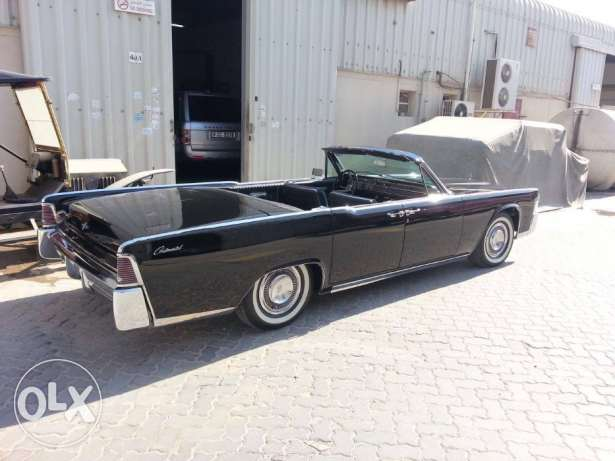 Classic Lincoln Continental 1965 الدلم -  4