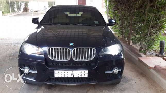 car for sale X6