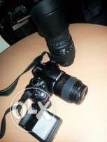 Nikon Camera DLSR all this are good condition good as new item