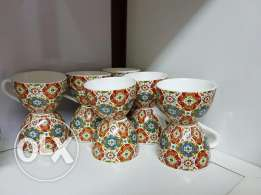Coffee set from home center
