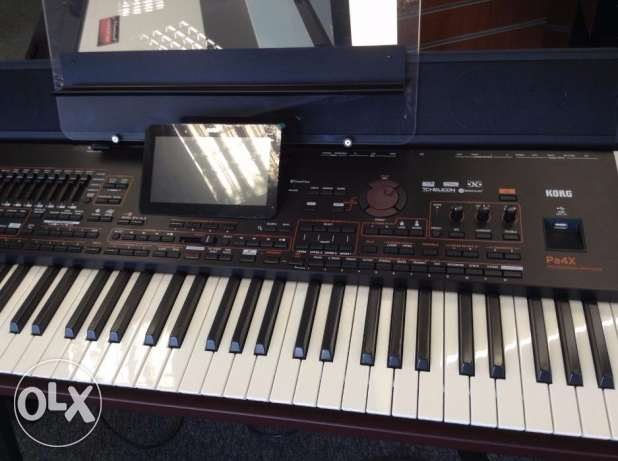 KORG PA4X Keyboard 61 NOTE