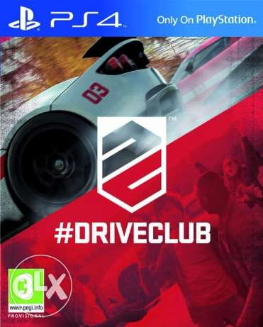 drive club for sale for ps4 or exchange