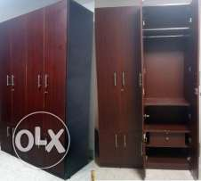 4d Office File Cabinet, cloths single & dibble CAB , AC, Washing MISG