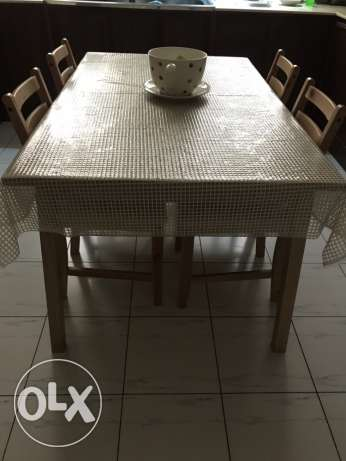 adjustable kitchen table fit for 8 persons