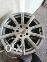 "17"" alloy wheels ""ELBRUS"""