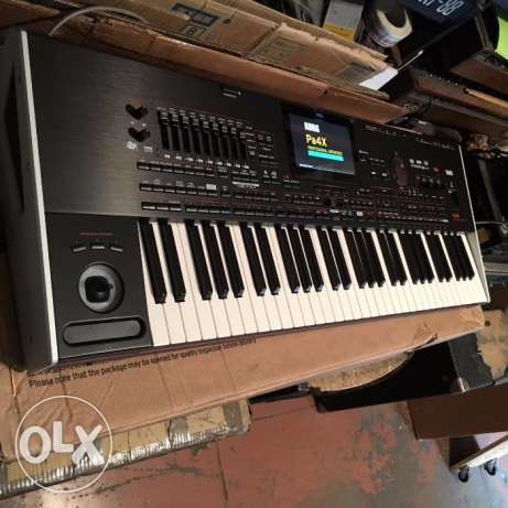 korg pa4x arranger workstation keyboard 76 key