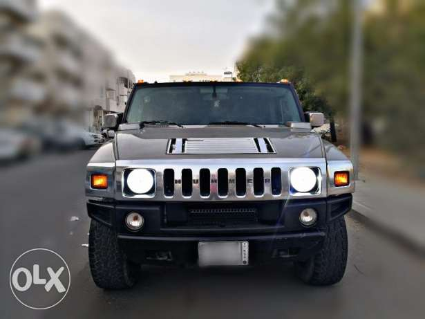 Hummer h2 full option