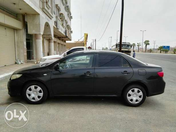 Toyota Corolla 2009 in a very good condition for sale