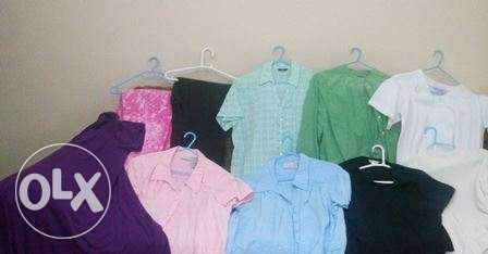 Assorted Women's Plus Size Clothes