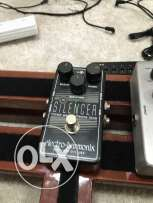 Electro Harmonix The Silencer Gate Noise/FX pedal