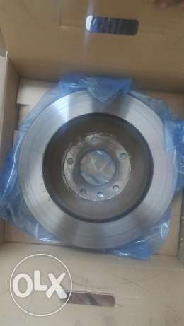 Brake disc for Porsche cayenne S 2015 model