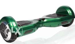 Matt dark Green Hoverboard