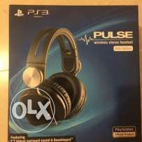 Wirless Stereo Pulse Elite Headset for ALL Consoles