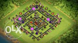 Clash of clans town hall lvl0