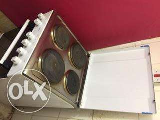 50X50 cm 4-burner Free Standing Electric Cooker
