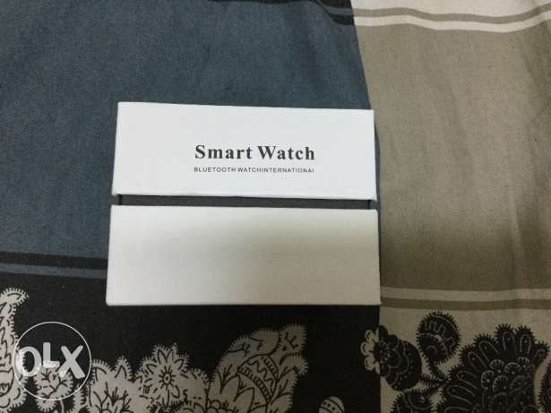 Smart watch touch time T009 colour black