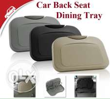 car back seat dinning & drinking tray