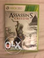 assassins creed Xbox 360 game new and not used