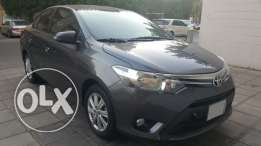 Toyota Yaris G 2014YM Full Option