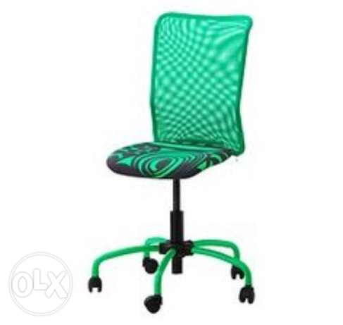 *IKEA limited green office chair* for sale