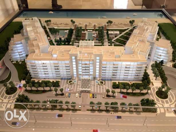 the8 from ifa in palm jumeira 1bedroom + maidr sea view الغاط -  2