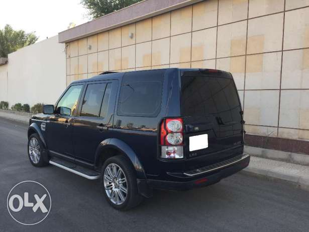 Very clean 2013 Land Rover LR4 HSE V8 for sale in amazing condition الرياض -  3