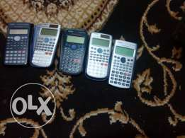 Calculators - آلات حاسبة