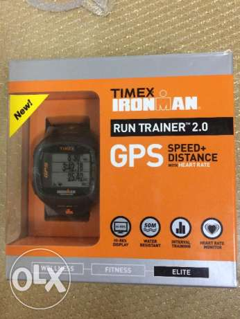 TIMEX ironman run trainer 2.0 Watch