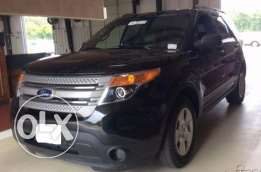 SAR 68000 / Ford Explorer, 2013, automatic