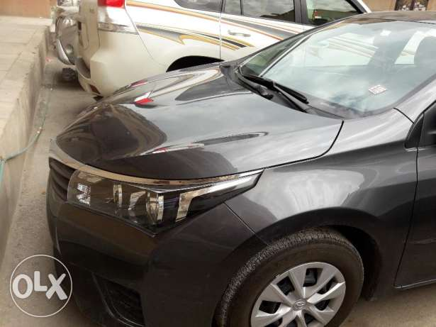Toyota corolla2015 for sale