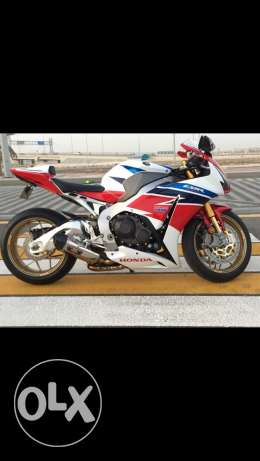 2014 Honda CBR 1000rr SP Limited Edition for bike collectors