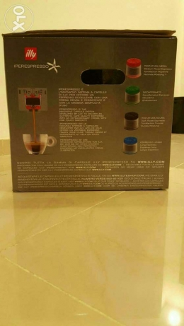 Illy Y1.1 touch coffe machine جدة -  5