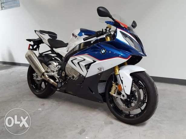 2015 bmw S100RR for sell in like new