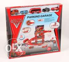 Disney Garage Playing Set of 41 pcs