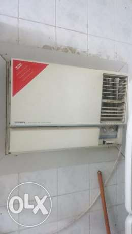 Air condition 18000 BTU TOSHIBA