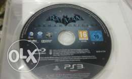 لعبة batman arkham origing ps3