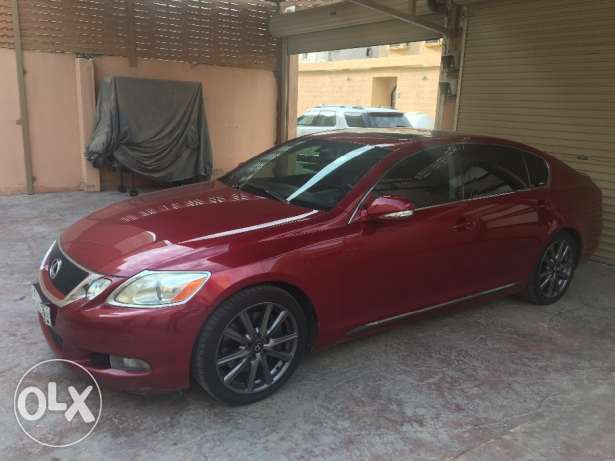 Maintained Lexus GS430