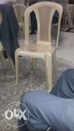 Good quality 50 plastic chairs at reasonable price