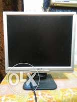 Acer LCD monitor for sale in good condition