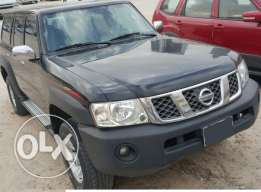 Nissan Patrol 4 x 4 5 Door Safari Wagon Model 2015