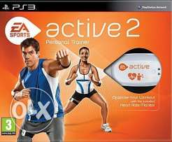 EA Sports Active 2 (PS3) - Brand New