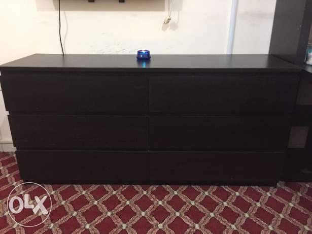 IKEA Drawer Chest (6 Drawers)