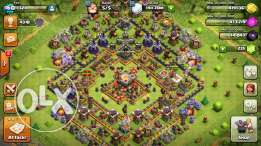 Clash Of Clans Max TH 11